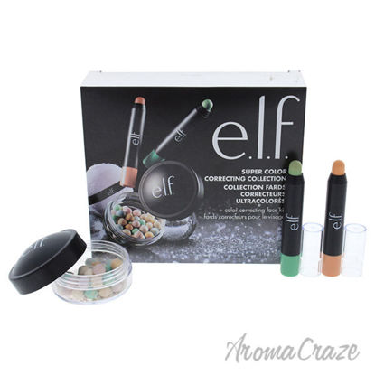 Super Color Correcting Collection by e.l.f. for Women - 3 Pc