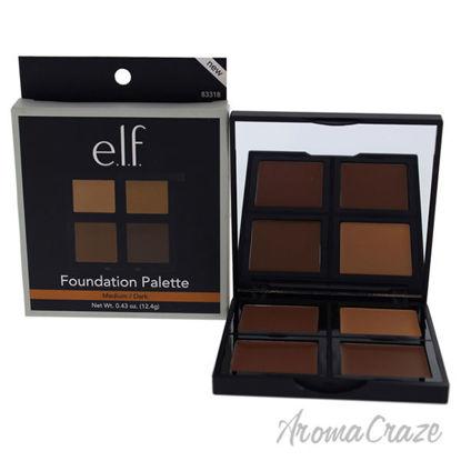 Foundation Palette - Medium-Dark by e.l.f. for Women - 0.43