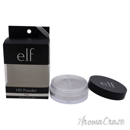 High Definition Powder - Sheer by e.l.f. for Women - 0.28 oz