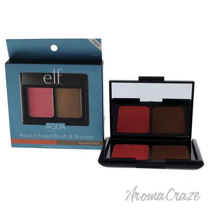 Aqua Beauty Blush and Bronzer - Bronzed Peach by e.l.f. for