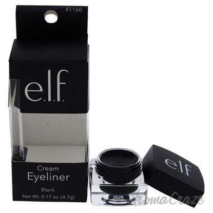 Cream Eyeliner - Black by e.l.f. for Women - 0.17 oz Eyeline