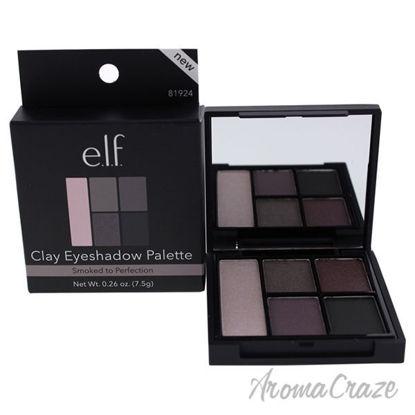 Clay Eyeshadow Palette - Smoked to Perfection by e.l.f. for