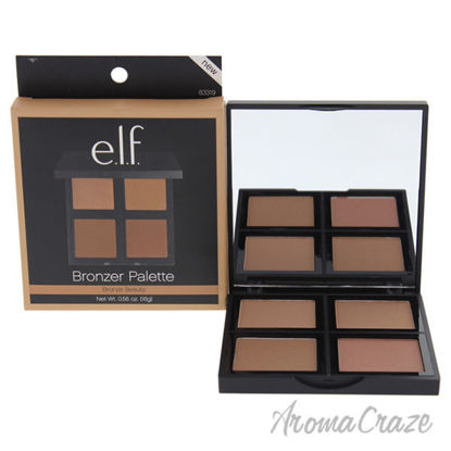 Bronzer Palette - Bronzed Beauty by e.l.f. for Women - 0.56