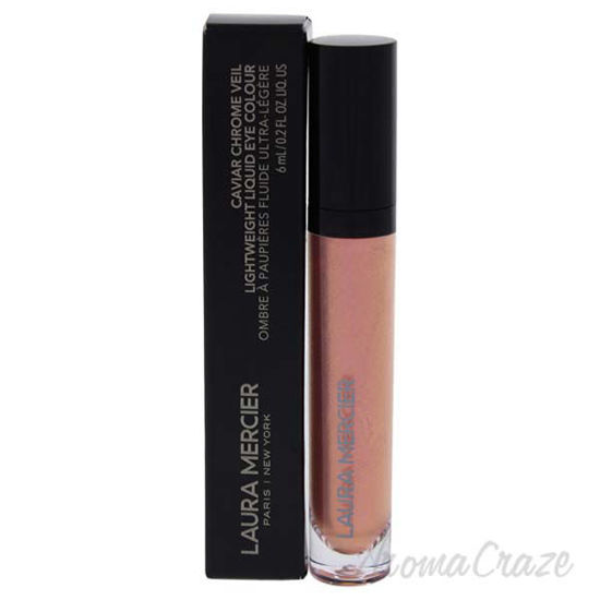Picture of Caviar Chrome Veil Lightweight Liquid Eye Colour - Crystal Rose by Laura Mercier for Women - 0.2 oz