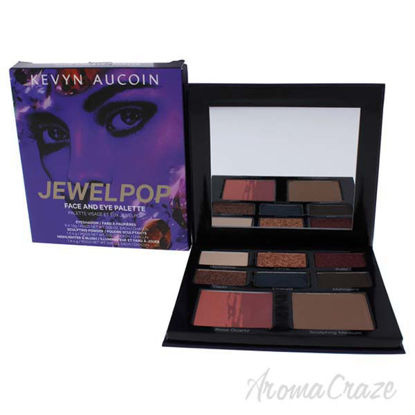 Jewel Pop Face and Eye Palette by Kevyn Aucoin for Women - 1