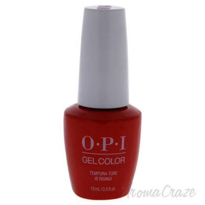 GelColor Gel Lacquer - T89 Tempura-Ture is Rising by OPI for