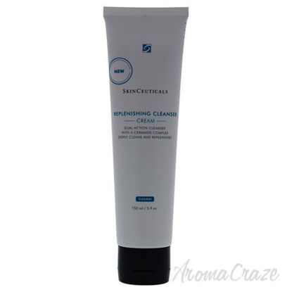 Replenishing Cleanser Cream by SkinCeuticals for Unisex - 5