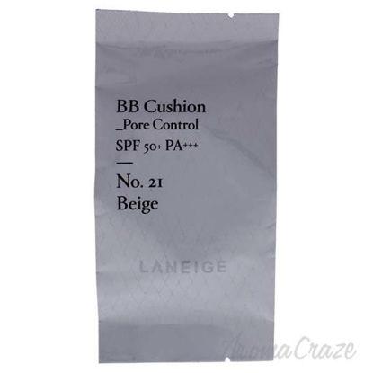 BB Cushion Pore Control Foundation SPF 50 - 21 Beige by Lane