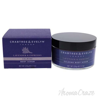 Lavender and Espresso Calming Body Scrub by Crabtree and Eve