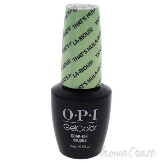 Picture of GelColor Soak-Off Gel Lacquer - H65 Thats Hula-Rious! by OPI for Women 0.5 oz Nail Polish