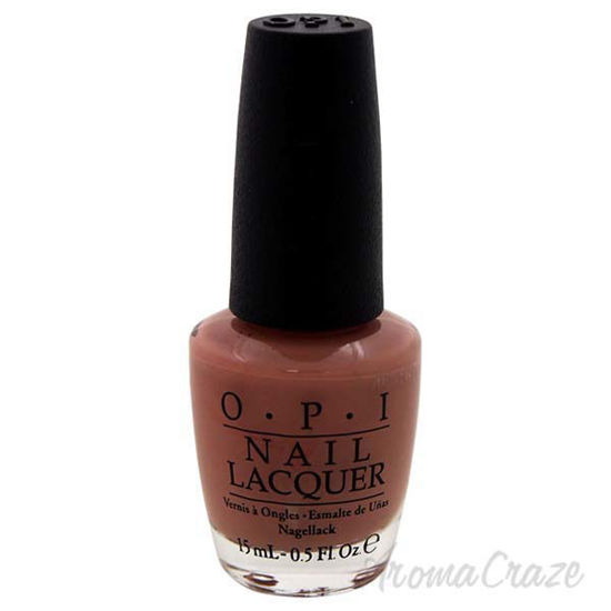 Picture of Nail Lacquer # NL E41 Barefoot In Barcelona by OPI for Women - 0.5 oz Nail Polish