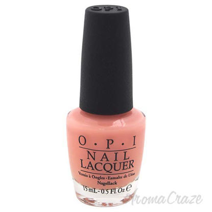 Nail Lacquer - # NL H19 Passion by OPI for Women - 0.5 oz Na