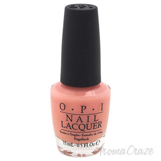 Picture of Nail Lacquer - # NL H19 Passion by OPI for Women - 0.5 oz Nail Polish