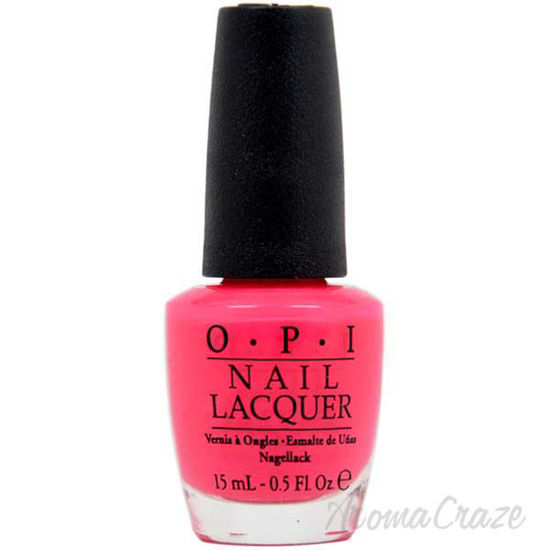 Nail Lacquer - # NL M23 StrawBerry Margarita by OPI for Wome