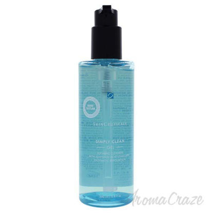 Simply Clean Gel Cleanser by SkinCeuticals for Women - 6.7 o