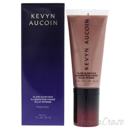 Glass Glow Face Highlighter - Prism Rose by Kevyn Aucoin for