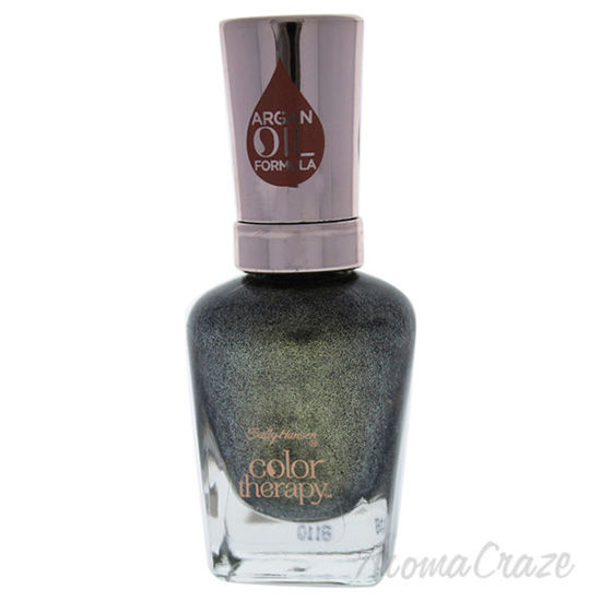Picture of Color Therapy Nail Polish - 130 Therapewter by Sally Hansen for Women - 0.5 oz Nail Polish