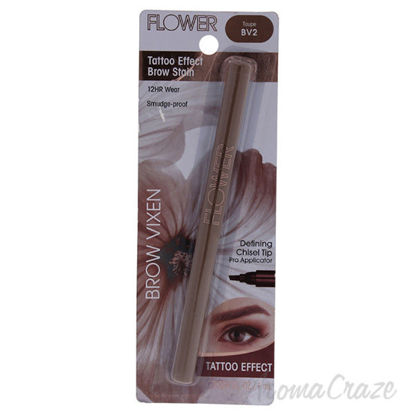 Brow Vixen Tattoo Effect Brow Stain - BV2 Taupe by Flower fo
