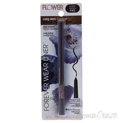 Forever Wear Long Wear Eyeliner- Amethyst FW2 by Flower for