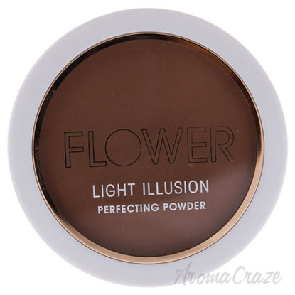 Light Illusion Perfecting Powder - D3 Mocha by Flower for Wo
