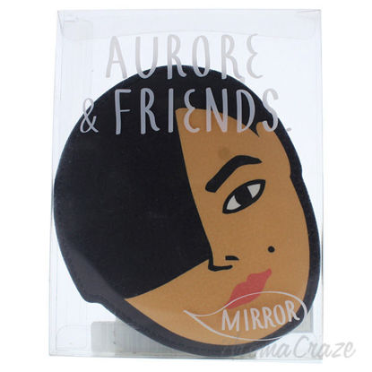 Aurore and Friends Hand Mirror - Black by Ooh Lala for Women