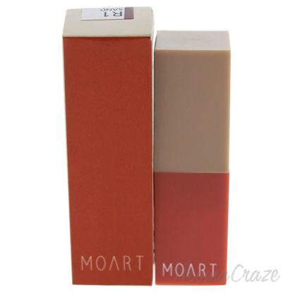 Velvet Lipstick - R1 Sand Rose by Moart for Women - 0.12 oz