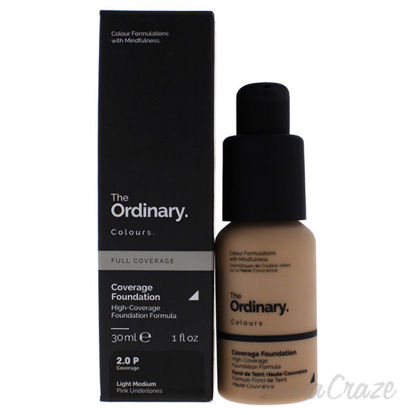 Full Coverage Foundation - 2.0P Light Medium by The Ordinary