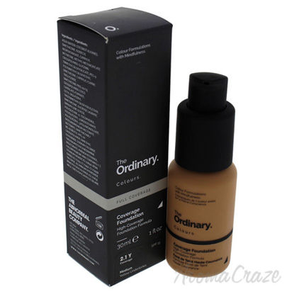 Full Coverage Foundation - 2.1Y Medium by The Ordinary for W