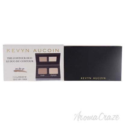 The Contour Duo - On The Go by Kevyn Aucoin for Women - 2 x