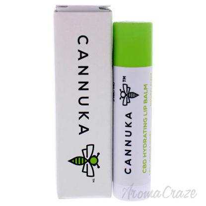 CBD Hydrating Lip Balm by Cannuka for Unisex - 0.15 oz Lip B