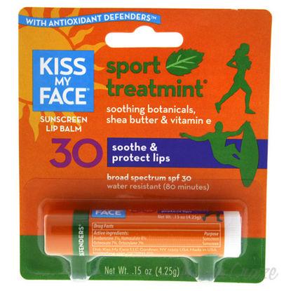 Sport Treatmint Sunscreen Lip Balm SPF 30 by Kiss My Face fo
