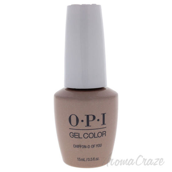 Picture of GelColor - SH3 Chiffon-d of You by OPI for Women - 0.5 oz Nail Polish