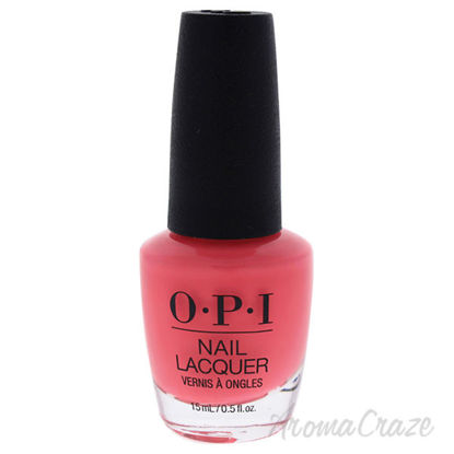Nail Lacquer - NL N71 Orange You a Rock Star by OPI for Wome