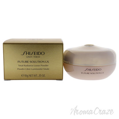 Future Solution LX Total Radiance Loose Powder by Shiseido f