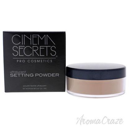 Ultralucent Setting Powder - Beige by Cinema Secrets for Wom