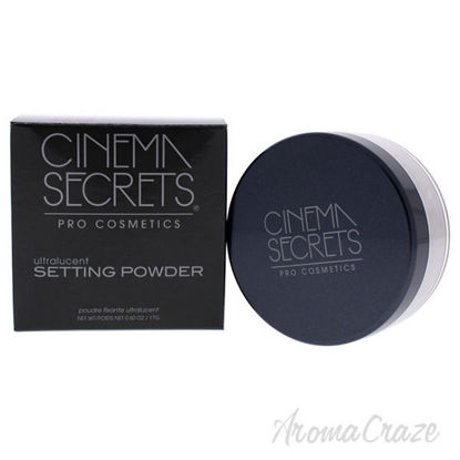Ultralucent Setting Powder - Colorless by Cinema Secrets for