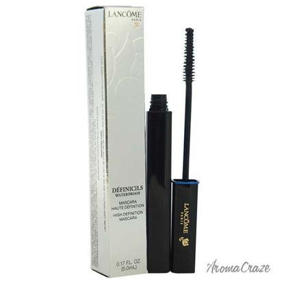 Definicils Mascara Waterproof  # Black/Noir by Lancome for W