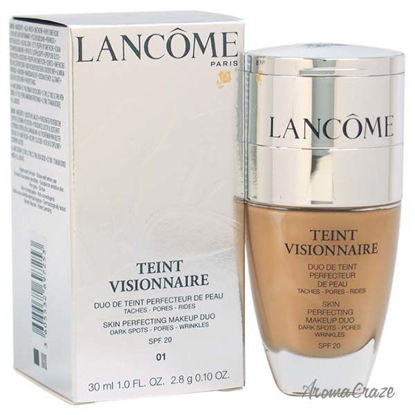 Teint Visionnaire Skin Perfecting Makeup Duo - # 01 Beige Al