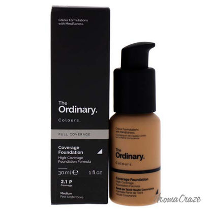 Full Coverage Foundation - 2.1P Medium by The Ordinary for W