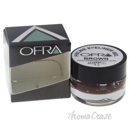 Fixline Eyeliner Gel - Brown by Ofra for Women - 0.2 oz Eyel