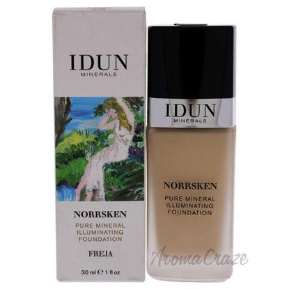 Norrsken Foundation - 206 Freja Warm Light by Idun Minerals