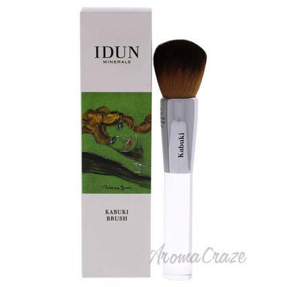 Kabuki Brush - 001 by Idun Minerals for Women - 1 Pc Brush