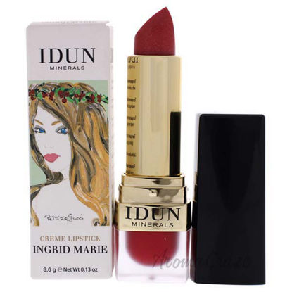 Creme Lipstick - 205 Ingrid Marie by Idun Minerals for Women