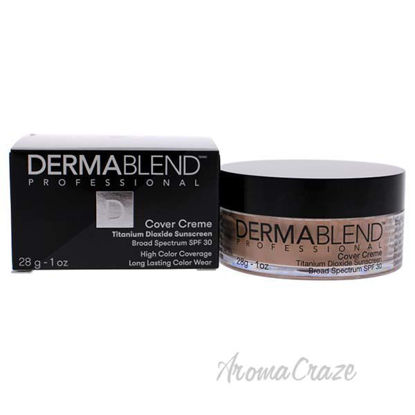Cover Creme Full Coverage SPF 30 - 10C Rose Beige by Dermabl