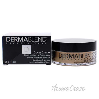 Cover Creme Full Coverage SPF 30 - Warm Ivory by Dermablend