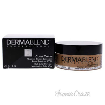 Cover Creme Full Coverage SPF 30 - 35W Tawny Beige by Dermab