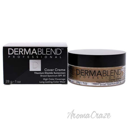 Cover Creme Full Coverage SPF 30 - 40W Caramel Beige by Derm