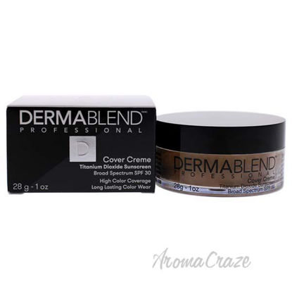 Cover Creme Full Coverage SPF 30 - 60N Cafe Brown by Dermabl