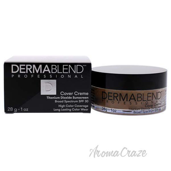 Picture of Cover Creme Full Coverage SPF 30 - 60N Cafe Brown by Dermablend for Women - 1 oz Foundation