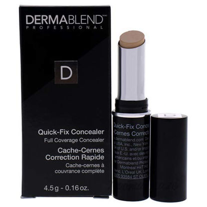 Quick Fix Full Coverage Concealer - 10N Ivory by Dermablend